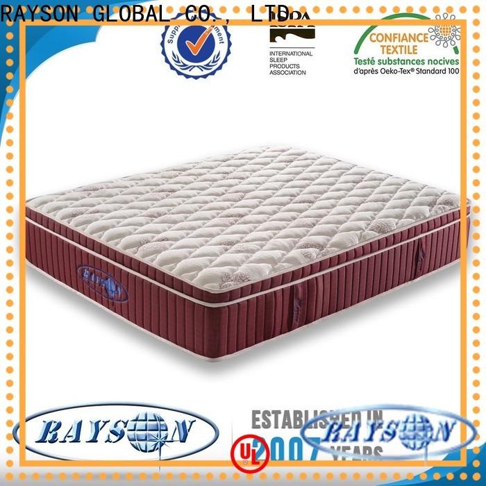 High-quality 5 star hotel mattress plush Suppliers
