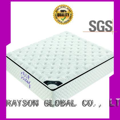 pocket sprung memory foam bed rspsm for villa Rayson Mattress
