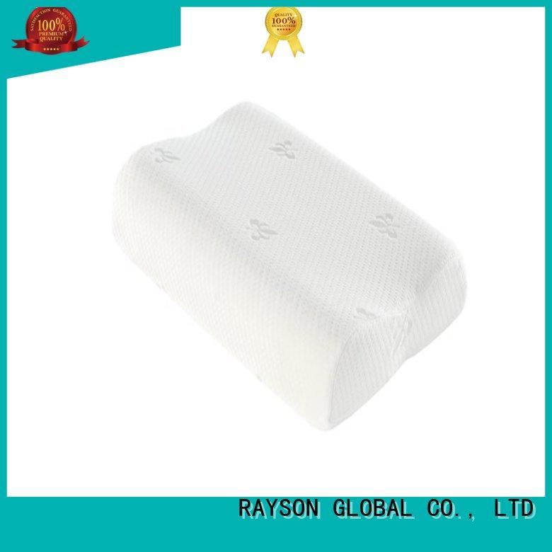 Rayson Mattress high quality medium latex pillow Suppliers