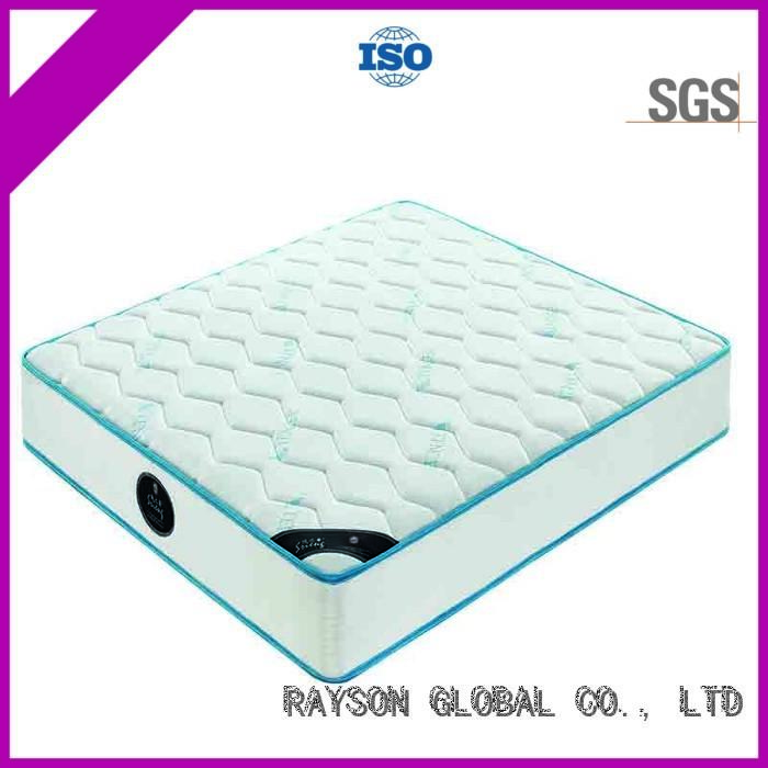 Rayson Mattress guaranteed most comfortable spring mattress wholesale for villa
