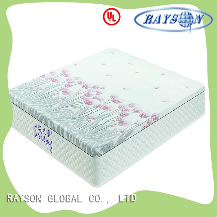 pocket sprung and foam mattress dream for home Rayson Mattress