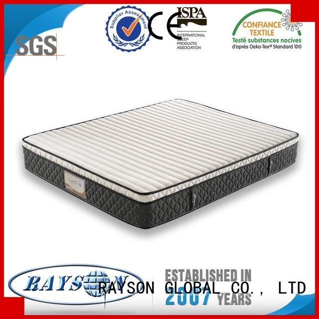 Rayson Mattress High-quality the best pocket sprung mattress Suppliers