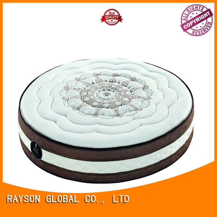 Rayson Mattress high quality queen size pocket sprung mattress rsplsf for house