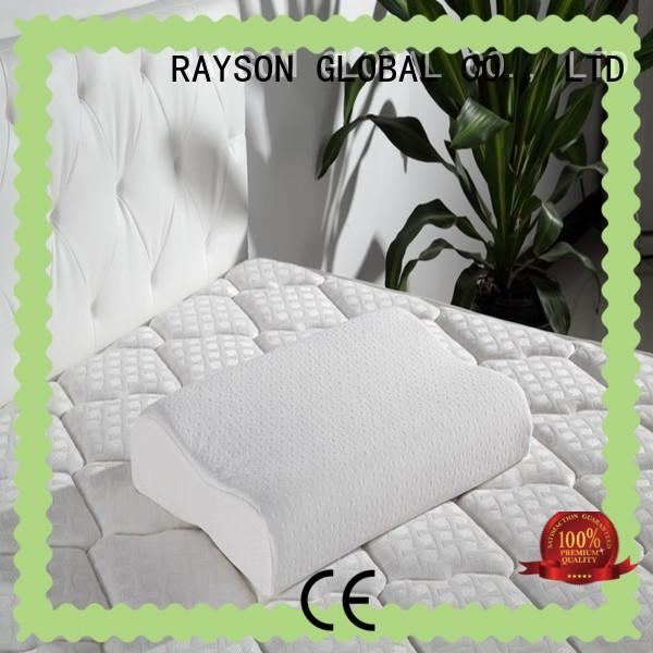 Rayson Mattress Top orthopedic neck pillow manufacturers