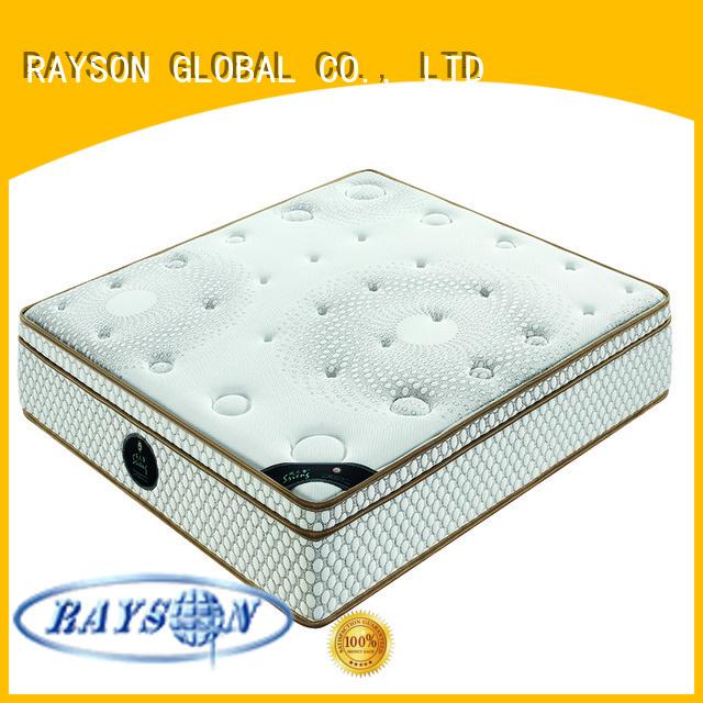 pocket mattress double rspvow for villa Rayson Mattress