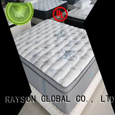 Rayson Mattress top hotel bedding suppliers manufacturers