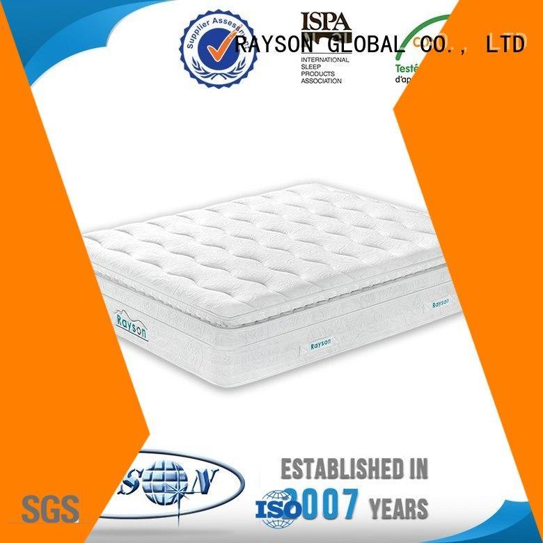 New hotel pillow top mattress pad mattress Suppliers