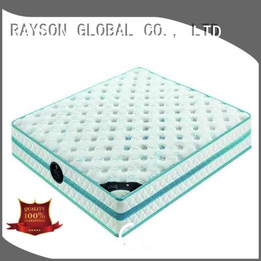 healthy memory foam bonnell spring mattress manufacturer for home Rayson Mattress