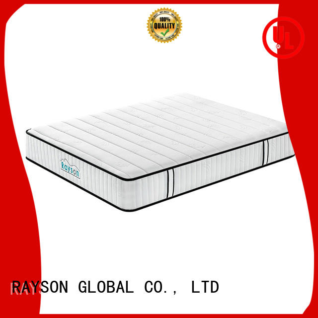 High-quality spring mattress with memory foam top moderate Suppliers