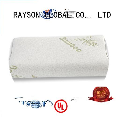 Custom memory foam pillow cover high quality manufacturers