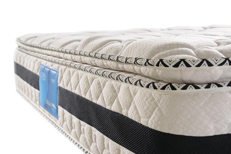 Top innerspring mattress with memory foam top mattress Supply-3