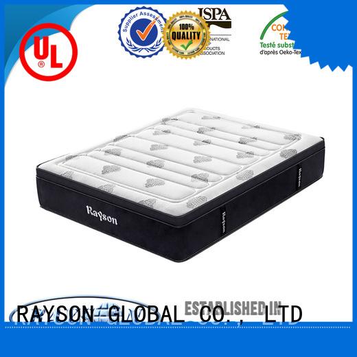Rayson Mattress spring best rated coil spring mattress manufacturers