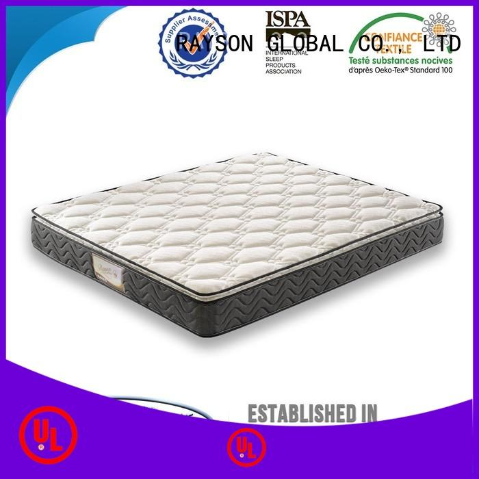 Top Rolled bonnell spring mattress high quality Suppliers