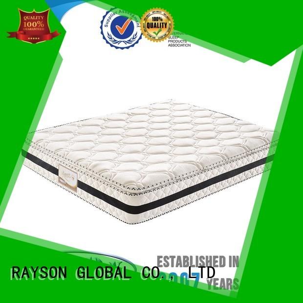 Top innerspring mattress with memory foam top mattress Supply