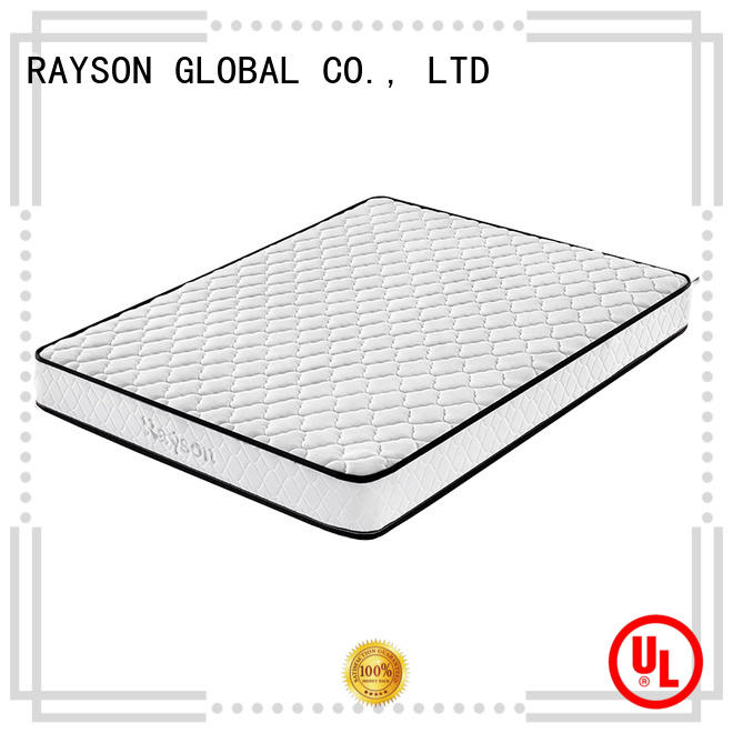 High-quality Rolled bonnell spring mattress high quality manufacturers