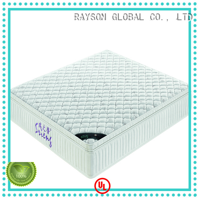 Rayson Mattress Latest firm mattress without springs Supply