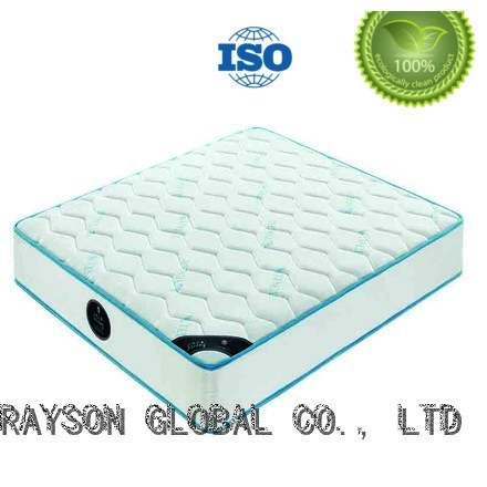 Rayson Mattress Wholesale memory foam mattress with coil springs manufacturers