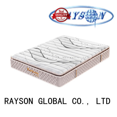 Rayson Mattress Wholesale foam spring manufacturers
