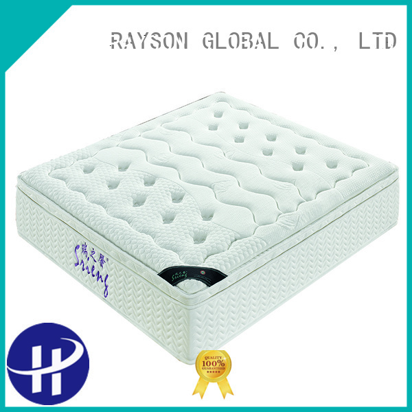 innerspring pocket spring mattress advantage list for hotel Rayson Mattress