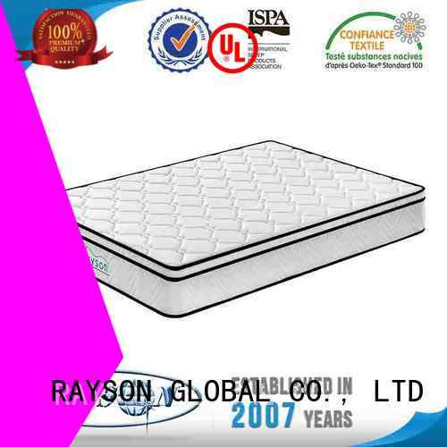 Rayson Mattress Wholesale best firm coil spring mattress manufacturers