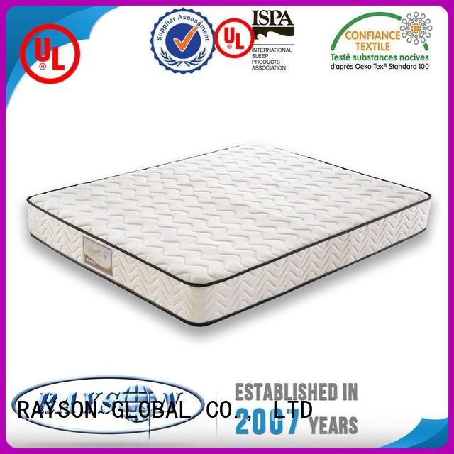 Rayson Mattress foam bed roll mattress Suppliers