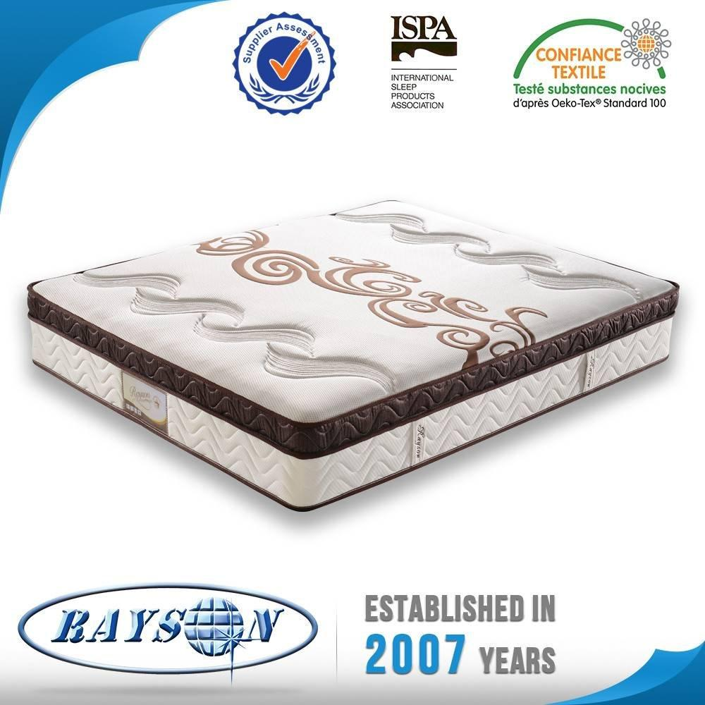 Bonnell and pocket spring mattress