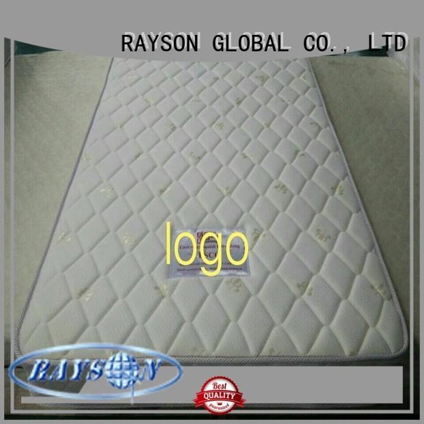 Rayson Mattress high grade foam mattress pad Suppliers