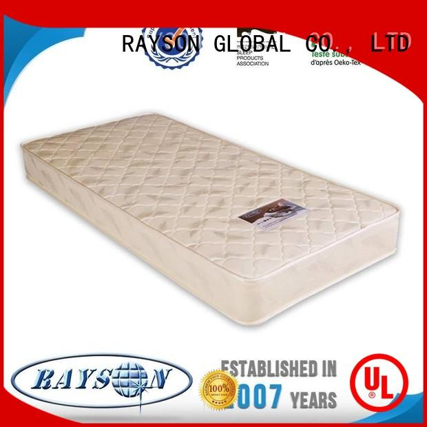 New pocket spring mattress with memory foam topper top manufacturers