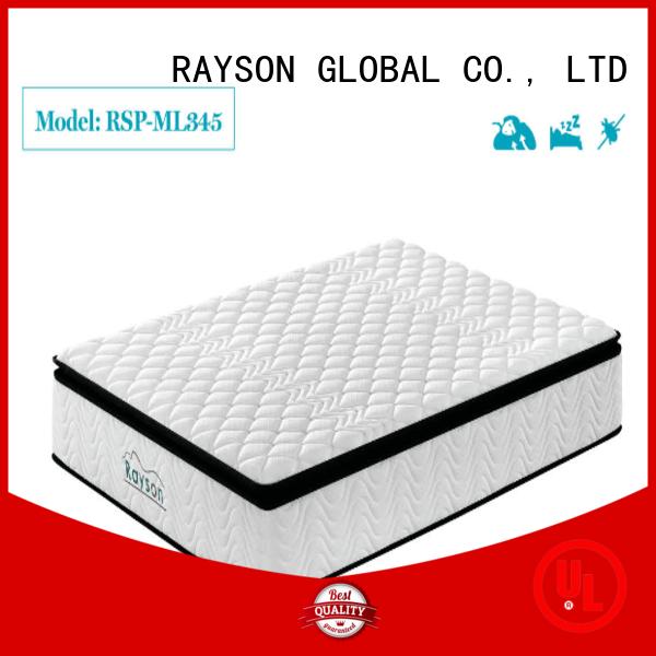 New hotel bed comforter mattress Supply