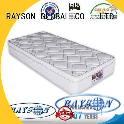 Rayson Mattress Wholesale 3000 spring mattress manufacturers